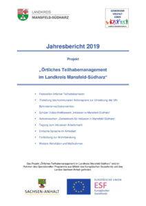thumbnail of Jahresbericht öTHM MSH 2019
