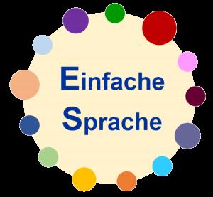 Das Logo für einfache Sprache