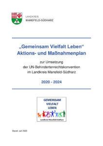 thumbnail of Aktionsplan des Landkreises Mansfeld-Südharz – finale Langversion