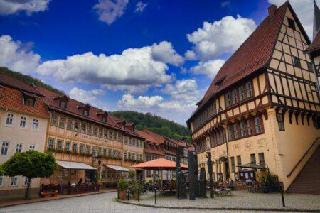 """Das Hotel und Restaurant """"Zum Kanzler"""" in Stolberg"""